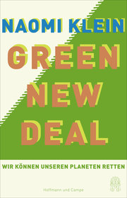 Naomi Klein - Green New Deal